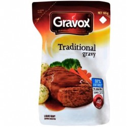 GRAVY LIQUID TRADITIONAL 165G