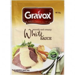 WHITE SAUCE MIX Smooth & Creamy 29gm