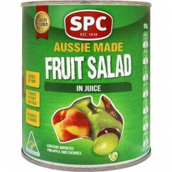 FRUIT SALAD IN JUICE 825GM