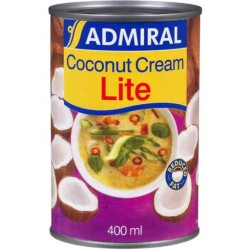 COCONUT CREAM LITE 400ML