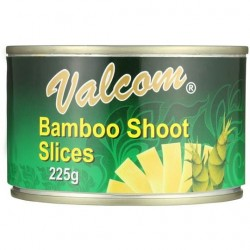 SLICED BAMBOO SHOOTS 225GM