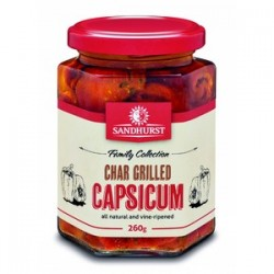 CHAR GRILLED CAPSICUM 260GM