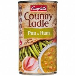 COUNTRY LADLE PEA & HAM 500g