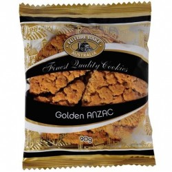 COOKIE GOLDEN ANZAC 90GM