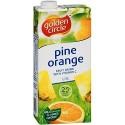 PINEAPPLE ORANGE JUICE 1L