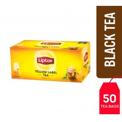 TEA BAGS QUALITY BLACK 100GM 50S