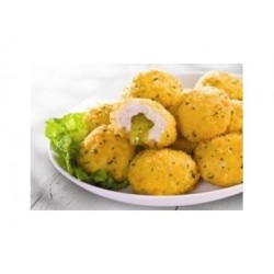 MINI GARLIC KIEV BALLS 1KG