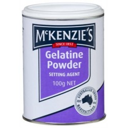 GELATINE POWDER 100GM