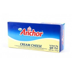 CREAM CHEESE BLOCK 1KG