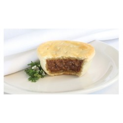 MRS MACS BEEF PARTY PIES 12X46GM