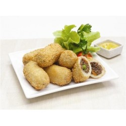 BEEF CROQUETTES 40X50GM