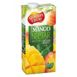 MANGO NECTAR FRUIT DRINK 1LT