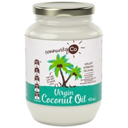 COCONUT OIL 450GM