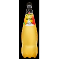 ORANGE AND MANGO MINERAL WATER 1.1LT