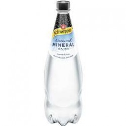 NATURAL MINERAL WATER 1.1LT