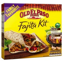 FAJITA KIT 485G,