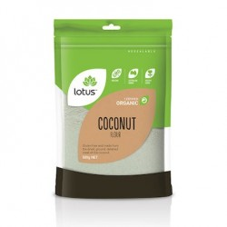 PACIFIC ORGANICS COCONUT FLOUR 400GM