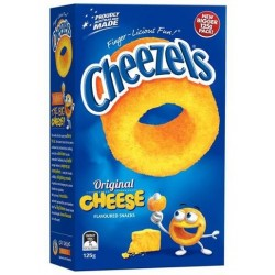 CHEESE SNACKS BOX 110GM