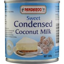 CONDENSED COCONUT MILK 320GM