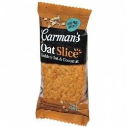 GOLDEN OAT AND COCONUT OAT SLICE 70GM