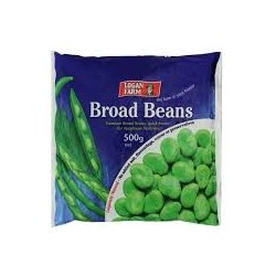 BROAD BEANS FROZEN 500GM