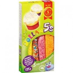 MONSTER SPRINKLES 5PK