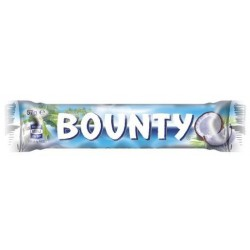 BOUNTY BAR 57GM