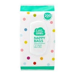 NAPPY BAGS 200PK