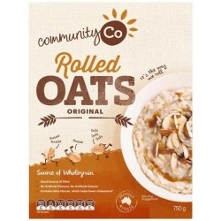 ROLLED OATS 750GM