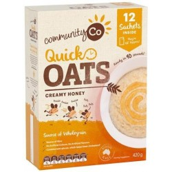 QUICK OATS SACHET 420GM