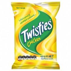 TWISTIES CHEESE 45GM