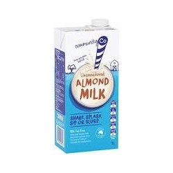 ALMOND MILK UHT 1LT