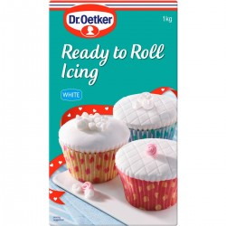 READY TO ROLL WHITE ICING 1KG
