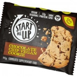 START ME UP CHOCOLATE CHIP VEGAN COOKIE 90GM