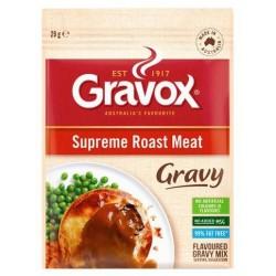 GRAVY SACHET SUPREME ROAST MEAT 29GM