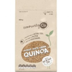 QUINOA WHITE 350GM