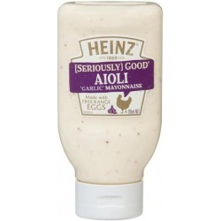 AIOLI SQUEEZE 295ML