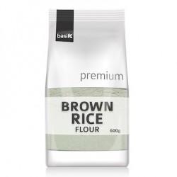 BROWN RICE FLOUR 600GM
