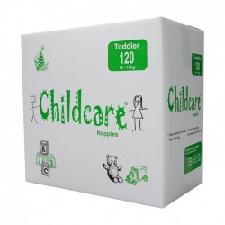 NAPPIES TODDLER 5-11KG 132'S