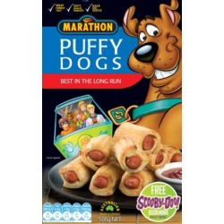 PUFFY DOGS 500GM
