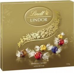 LINDOR GIFT BOX ASSORTED 150GM