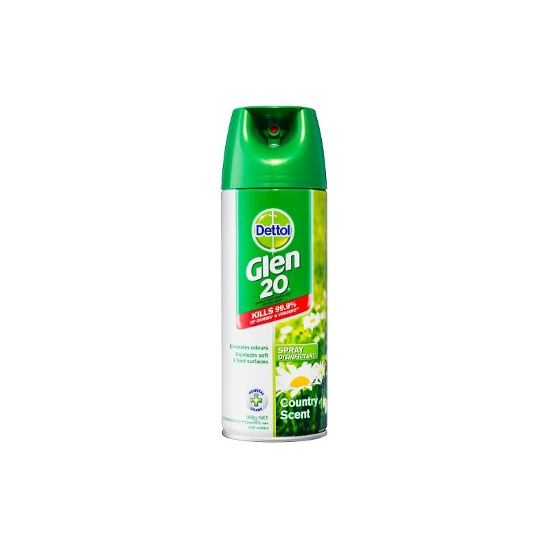 DISINFECTANT SPRAY COUNTRY SCENT 300GM