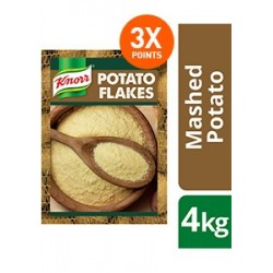POTATO FLAKES GLUTEN FREE 4KG