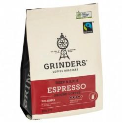 RICH ESPRESSO GROUND COFFEE ORGANIC 200GM
