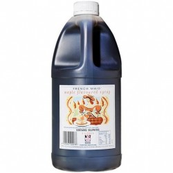 MAPLE SYRUP 2LT