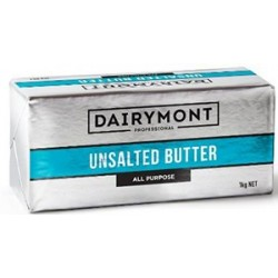 UNSALTED BUTTER 1KG