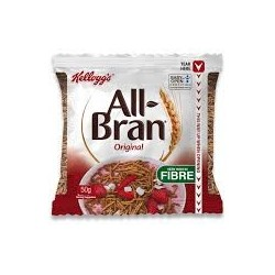 ALL BRAN INDIVIDUAL PORTIONS 30X50GM