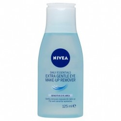 NIVEA VISAGE EYE MAKE UP REMOVER 125ML