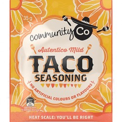TACO SEASONING 35GM