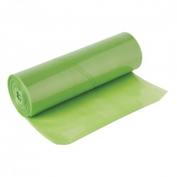 PIPING BAG DISPOSABLE GREEN 14 100'S